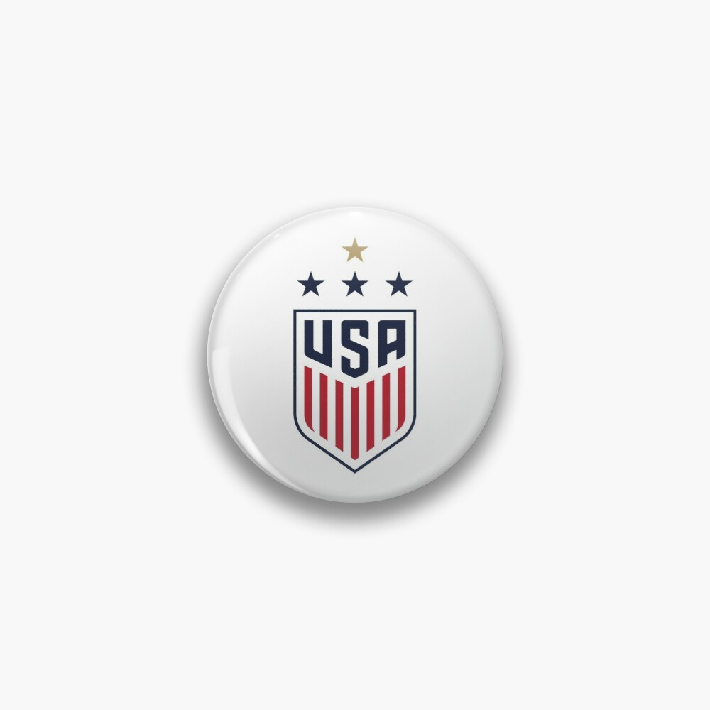USWNT US Womens National Soccer Team Pin