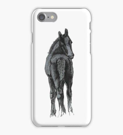 Cute Foal iPhone and iPod Cases iPhone Case/Skin