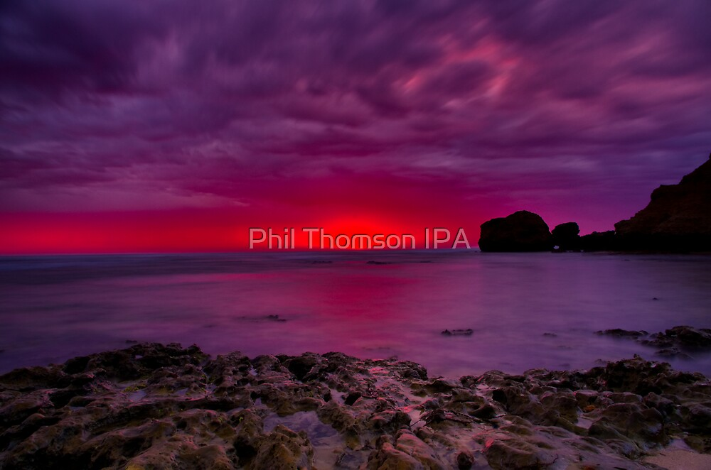 """Rocky Point Dawning"" by Phil Thomson IPA"