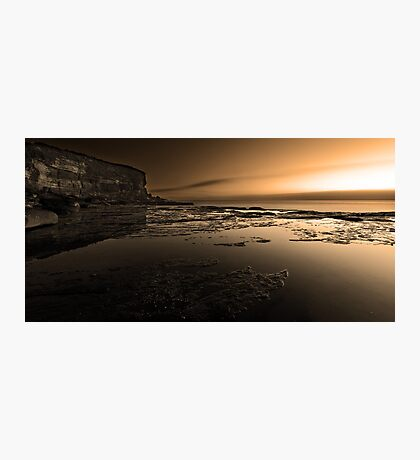 Tones of Bangalley Photographic Print