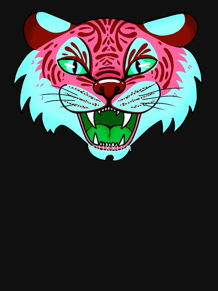«Psycho Tiger» par muxxum