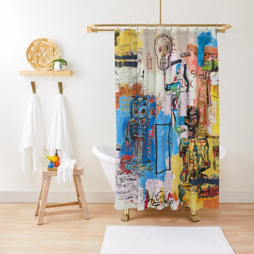 Salvation Shower Curtain