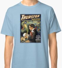 Thurston the great magician 1915 Vintage Poster Classic T-Shirt