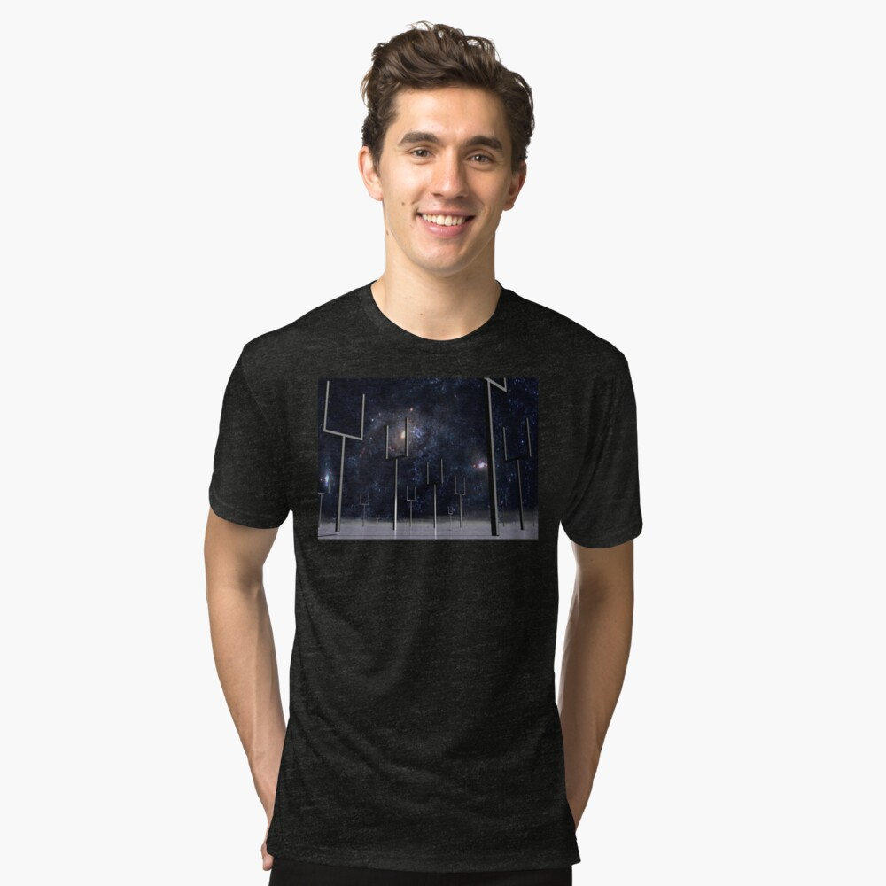Muse - OOS Tri-blend T-Shirt Front