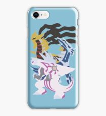 Creation Trio iPhone Case/Skin