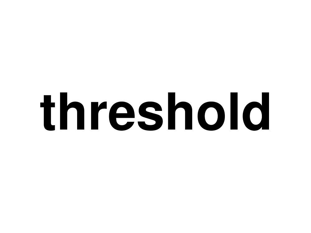 threshold by ninov94