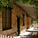 Mintaro, Clare Valley (South Australia) lovely old cottage by BronReid
