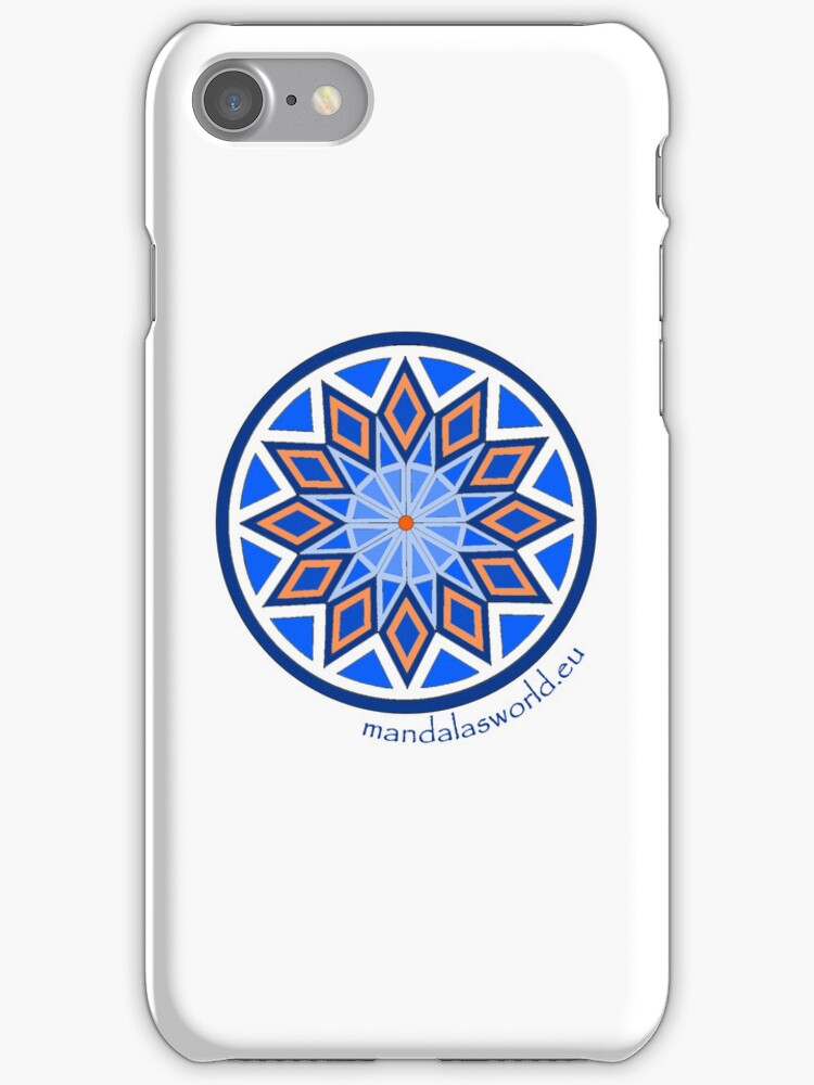 Buddhist Mandala n2 by Mandala's World