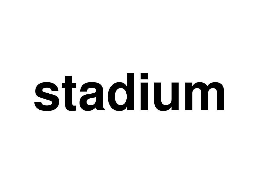 stadium by ninov94