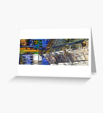 SubContraC Greeting Card
