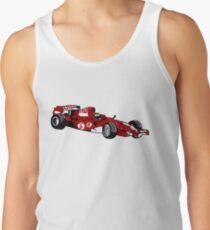 F1 Ferrari Tank Top