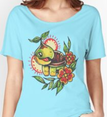 Turtwig Women's Relaxed Fit T-Shirt
