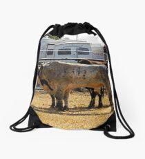 The Bad Boys Of Rodeo Drawstring Bag