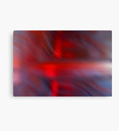 Way of the Heat Canvas Print