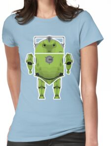 Cyberdroid Womens Fitted T-Shirt