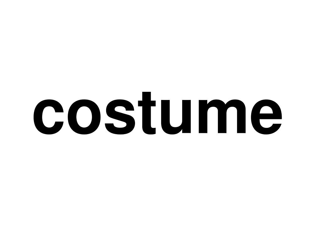 costume by ninov94