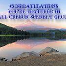 All Oregon Banner Challenge by Bob Hortman