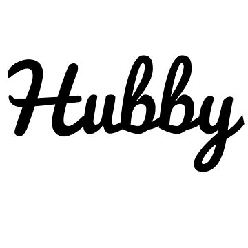 Hubby by simplytextual