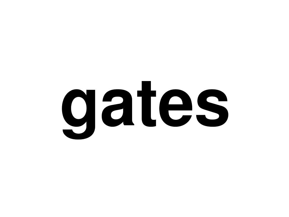 gates by ninov94