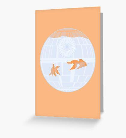Empire Fishbowl Greeting Card