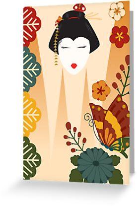 Geisha by Kannaya
