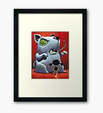 Rat Mutant Framed Print