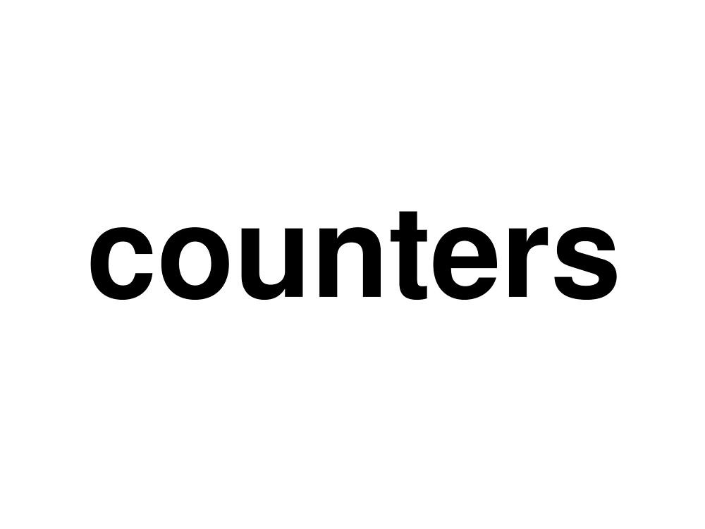 counters by ninov94