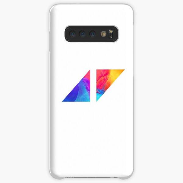avicii logo only big size  Samsung Galaxy Snap Case