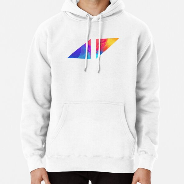 avicii logo only big size  Pullover Hoodie
