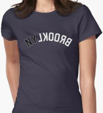 NY LKOORB (Brooklyn) Womens Fitted T-Shirt