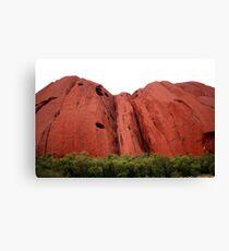Mighty Uluru Canvas Print