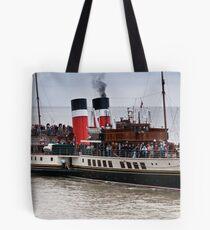 Waverley Paddle Steamer Tote Bag