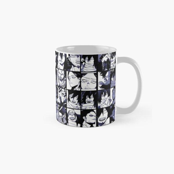Aizawa Shota Collage Classic Mug