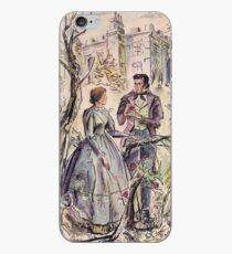 Jane Eyre illustration iPhone Case