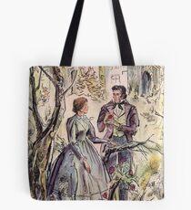 Jane Eyre illustration Tote Bag