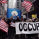 OCCUPY - The March to Wall Street  by Jack McCabe