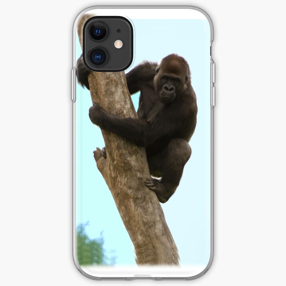 Gorilla iPhone case iPhone Case & Cover