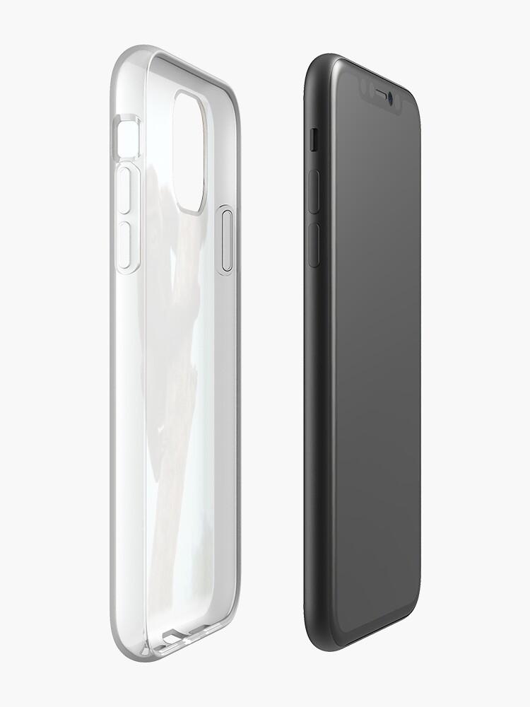 Alternate view of Gorilla iPhone case iPhone Case & Cover