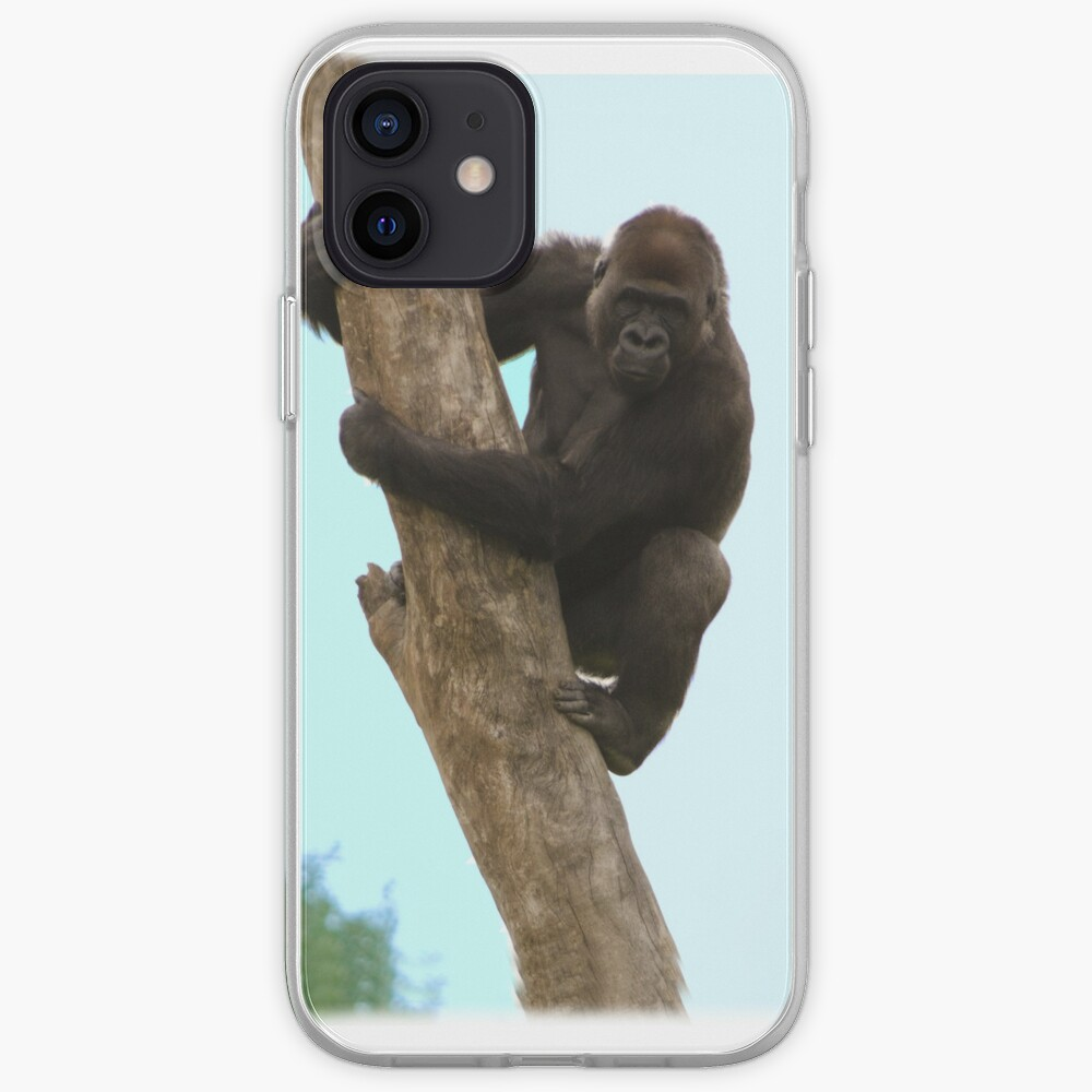 Gorilla iPhone case iPhone Case & Cover