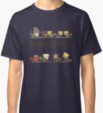 The Furrlowship of the Ring Classic T-Shirt