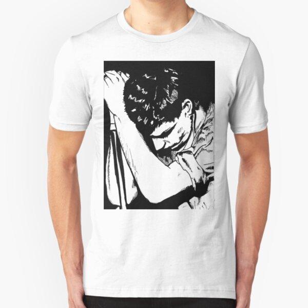 Ian Curtis Slim Fit T-Shirt