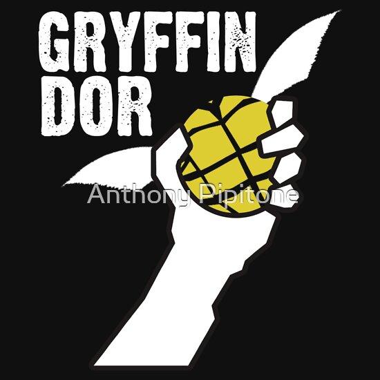 TShirtGifter presents: Gryffindor