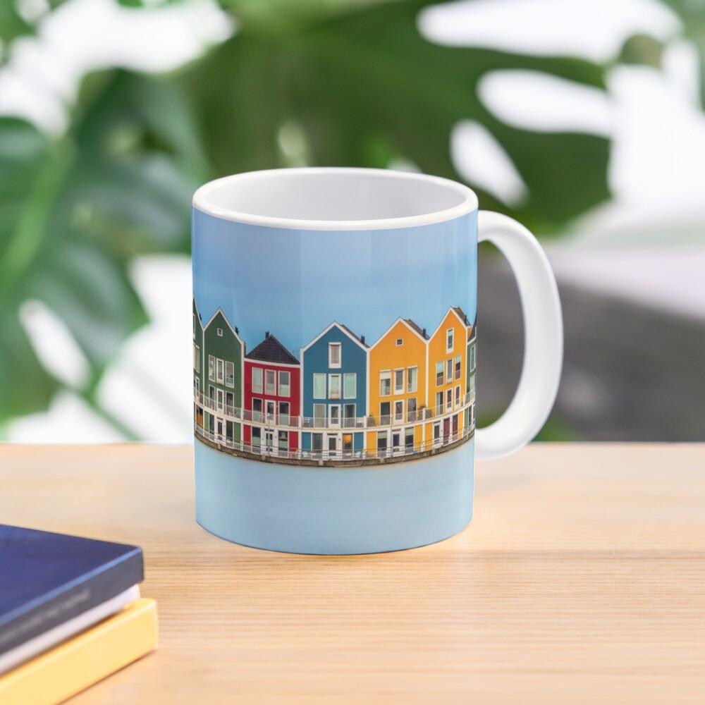 Colorful Dutch Houses Mug
