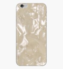 Vinilo o funda para iPhone Vintage Pearloid