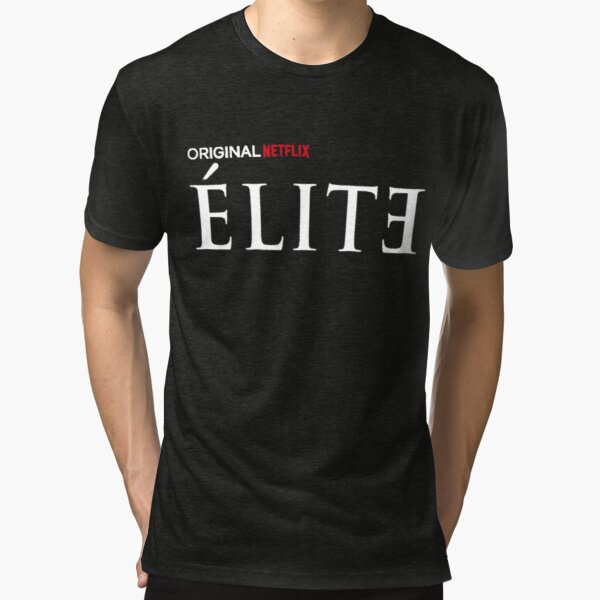 Élite T-shirt chiné