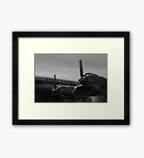 Trans Canada Airlines Framed Print