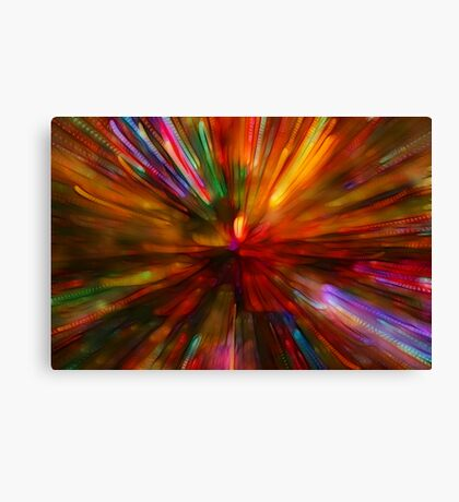 Nobody knows the trouble i've seen Canvas Print