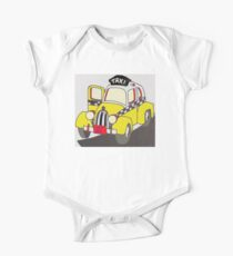 BEST RIDE TAXI One Piece - Short Sleeve