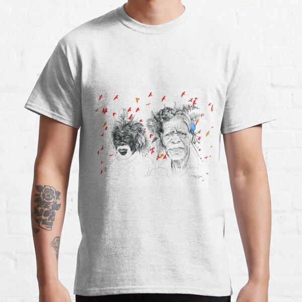 Sunmen with the Birds Classic T-Shirt