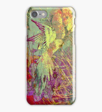 LOVELY PARROT. iPhone Case/Skin